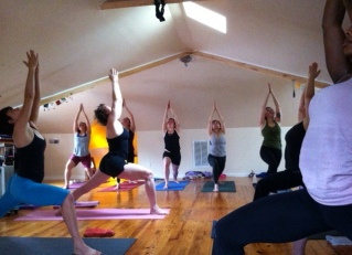 Practice at Ashtanga Yoga Club Durham.